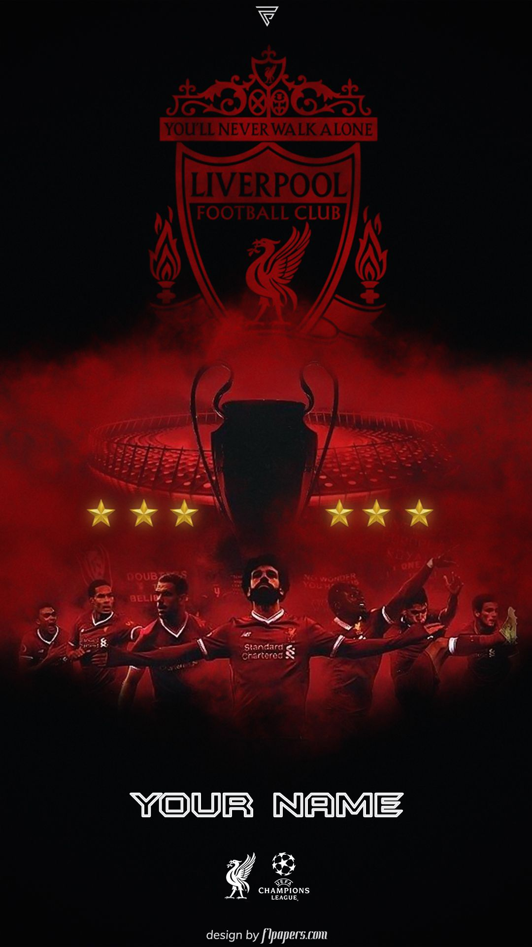 Liverpool Winning The Champions League For The 6th Time Liverpool Champions Liverpool Champions League Liverpool