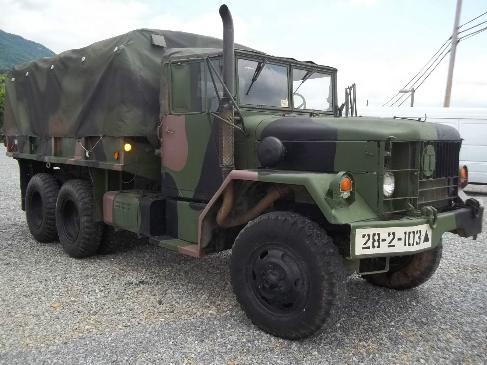 1967 Kaiser 6x6 Armored vehicles, Jeep truck, Heavy truck