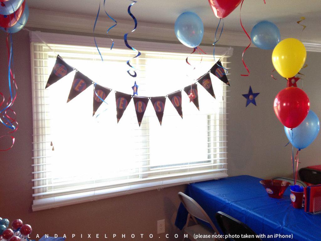 Google themes barcelona - Fc Barcelona Themed Birthday Party Landapixel Photography