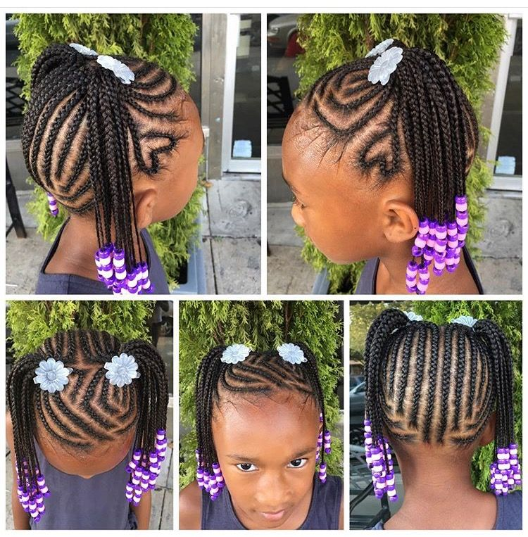 black child hair style braid styles by kami at lyfe stylz salon 8045