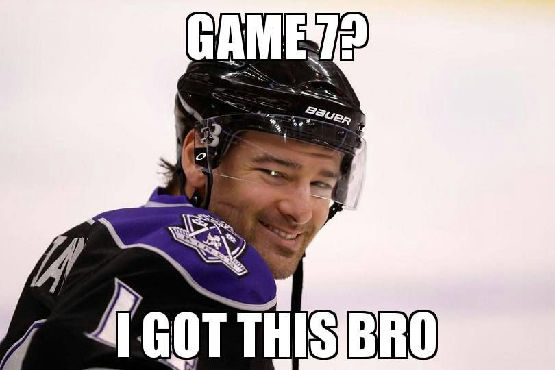 Game 7 Man Oh Justin Is Just Mmmmm La Kings Hockey Justin Williams Kings Hockey