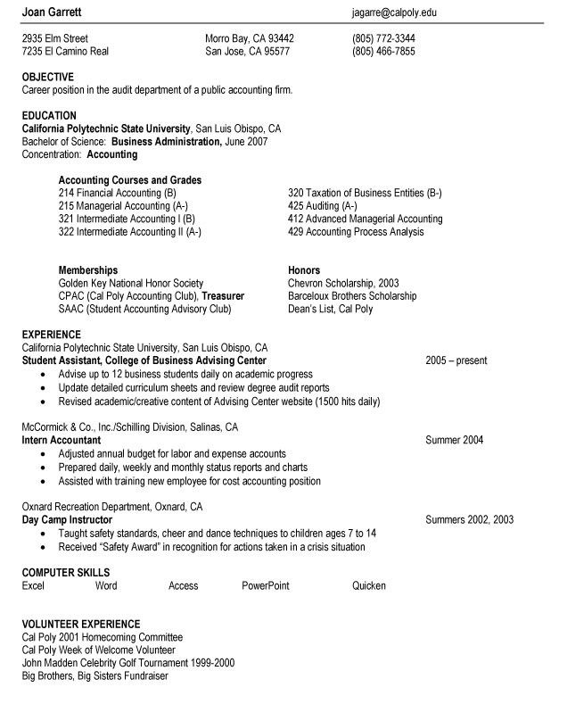List Of Computer Skills For Resume Impressive Objective For Resume For High School Studentfree Resume Builder .