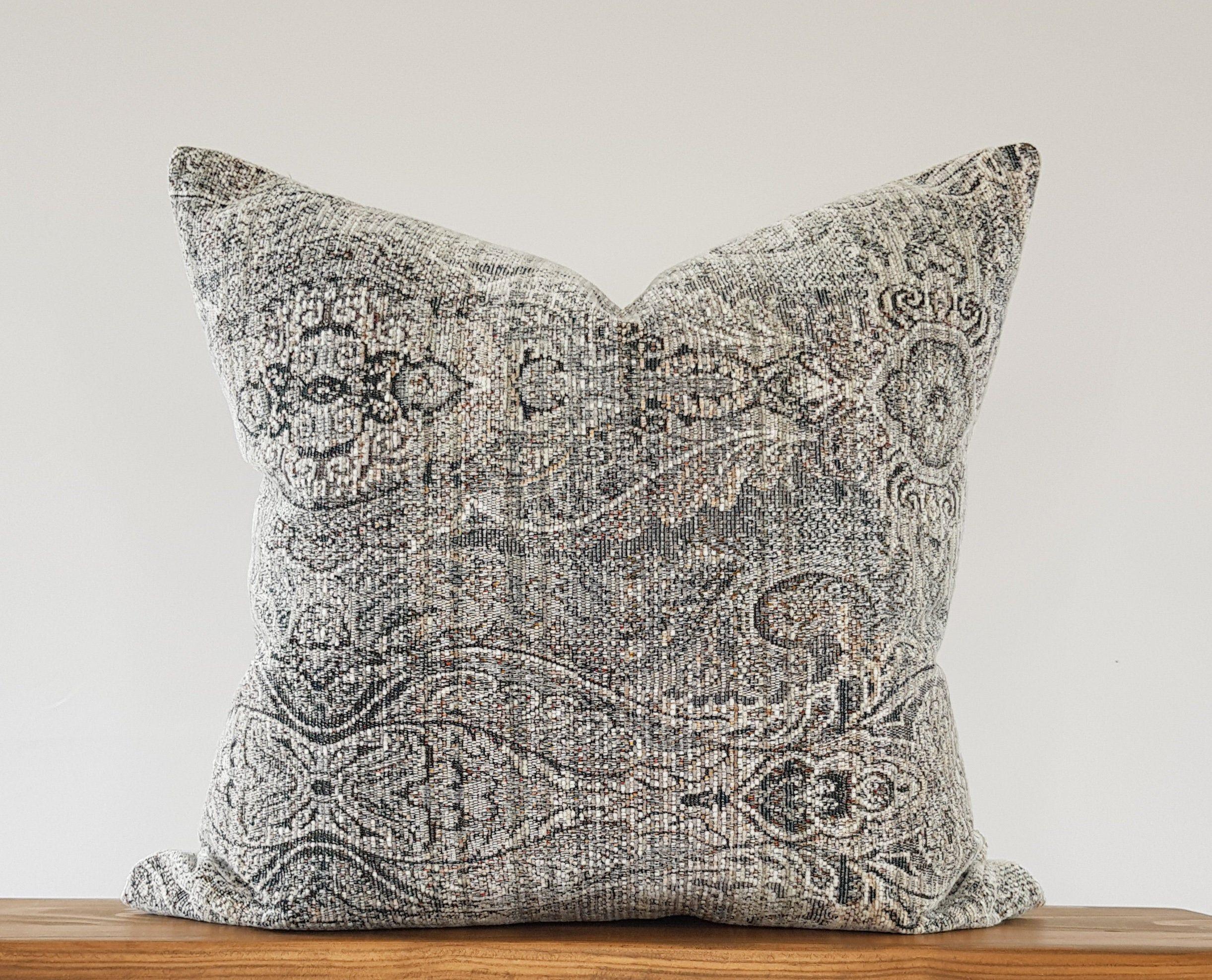 turkish pattern cushion cover 20x20