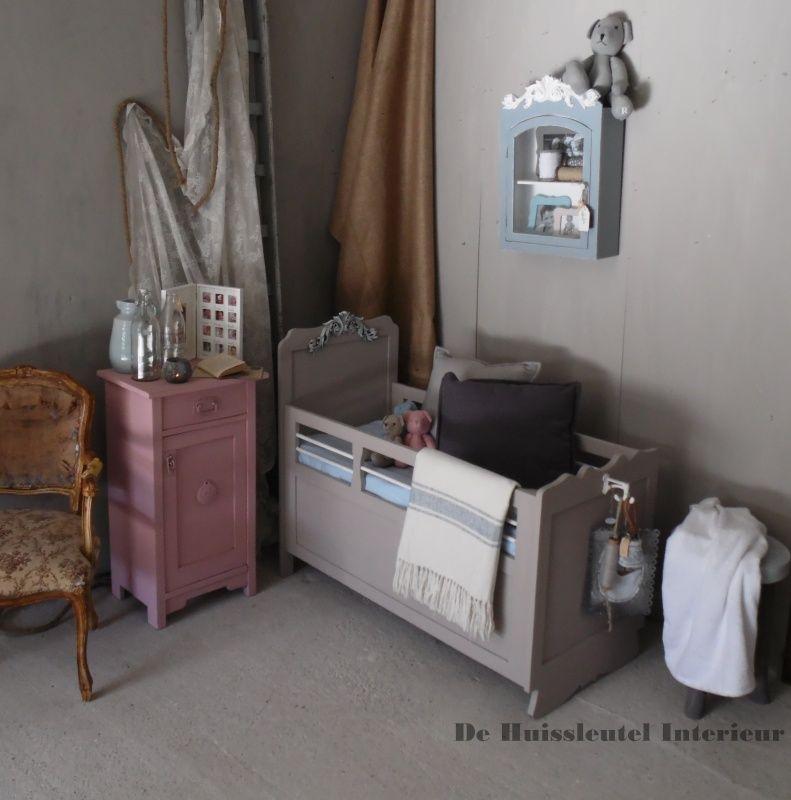 brocante kamer oud roze oud groen oud blauw - Google zoeken - Kamer ...