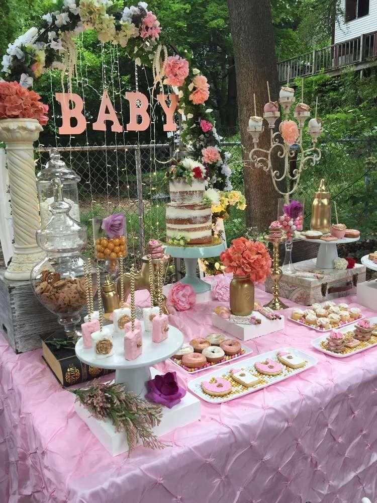 baby shower event planning