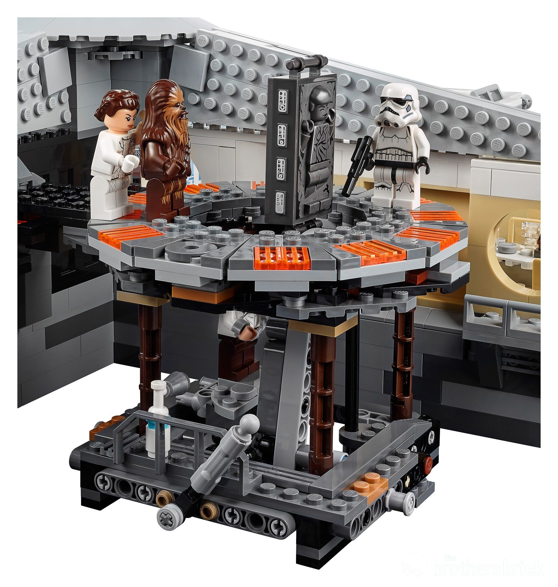 Lego Reveals 75222 Betrayal At Cloud City The First Set In The Star Wars Master Builder Series News Lego Star Wars Cloud City Lego Star Wars Sets