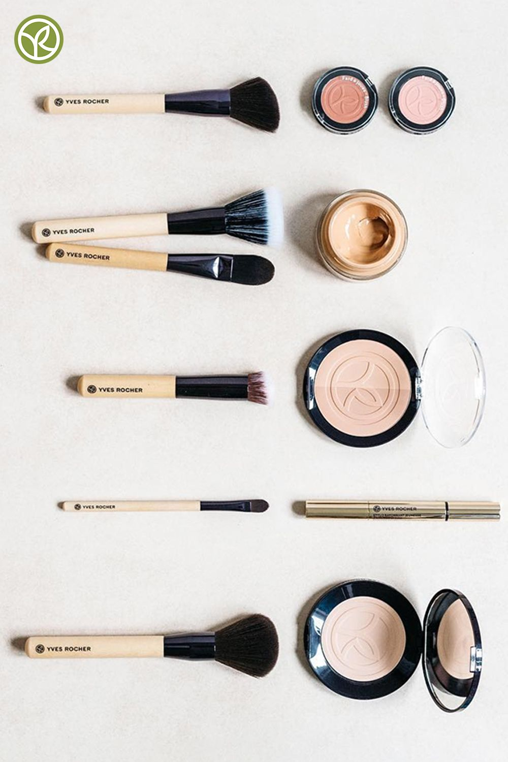 Photo of Do you know that? You stand in front of a make-up shelf full of brushes and sometimes know …