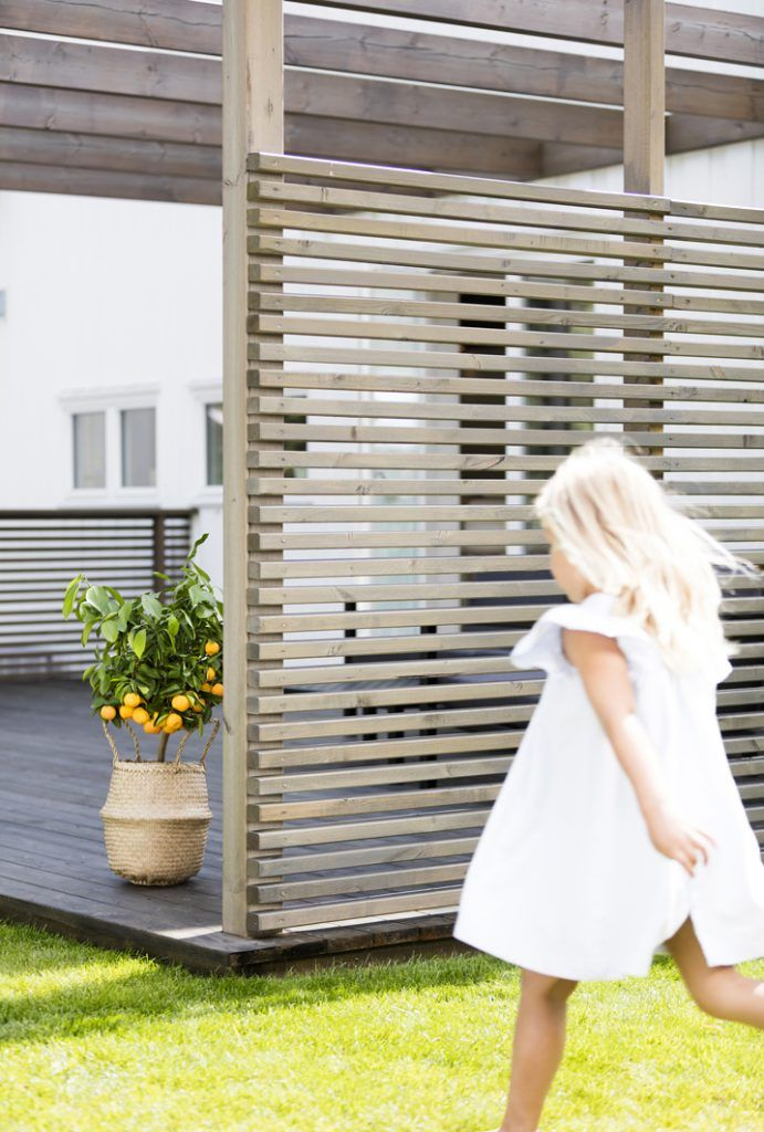 Gjør terrassen klar for sesongen - Jotun e-magasin #deckpatio