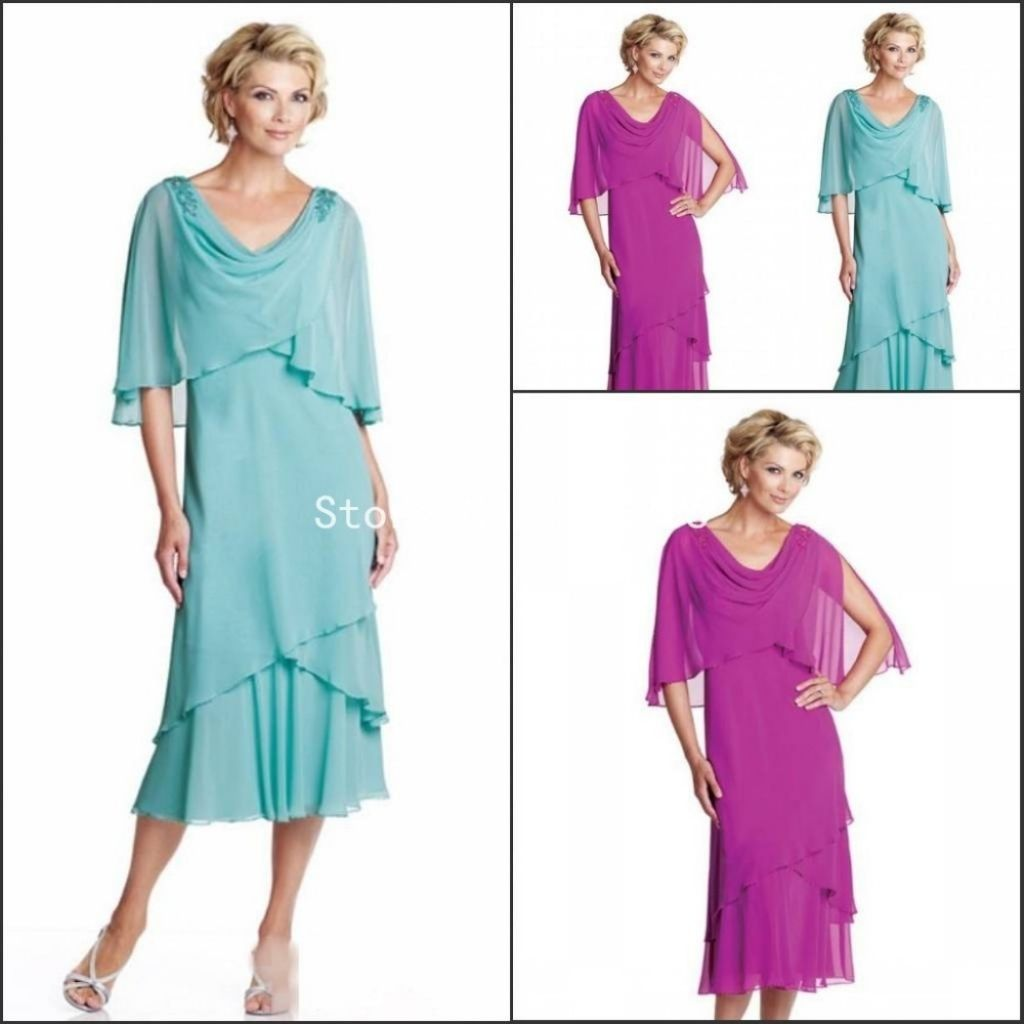 Dress for Mother Of the Bride Beach Wedding - Plus Size Dresses for ...