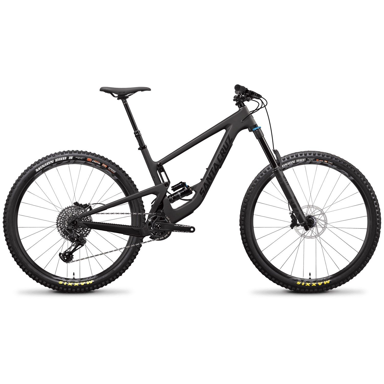 Santa Cruz Bicycles Megatower C S Complete Mountain Bike 2019