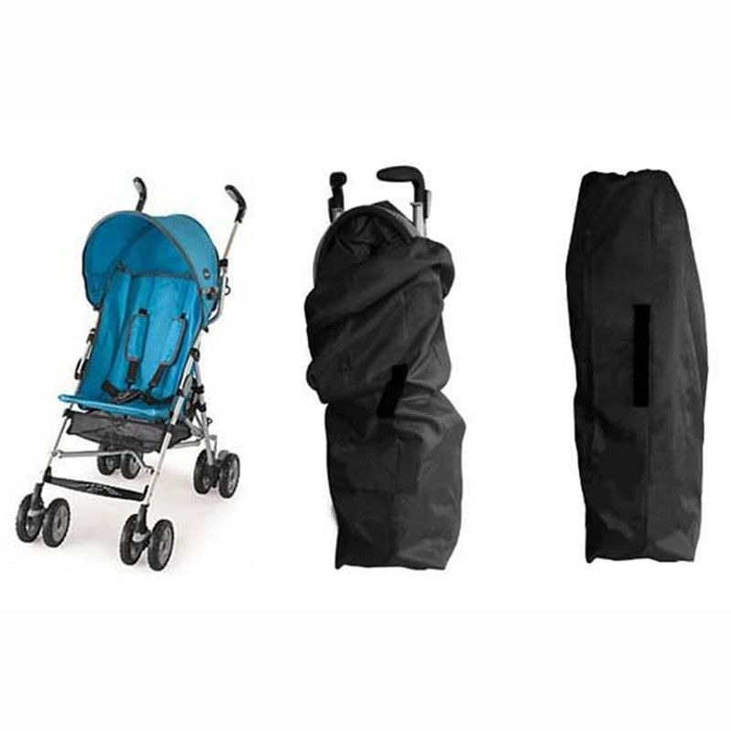Baby Stroller Covers Travel Bag Pram Protector Polyester Umbrella Accessories