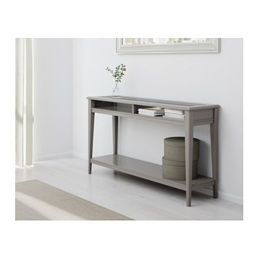 IKEA LIATORP console table Can be placed behind a sofa along a wall