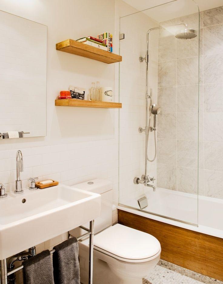 kleine-badkamer-duravit.jpg (736×936) | bathroom ideas | Pinterest ...