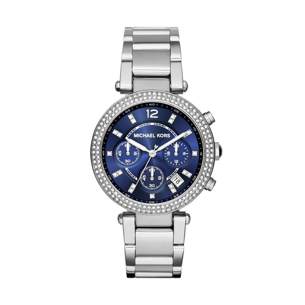 Highly recommended > Michael Kors Women Watch Silver