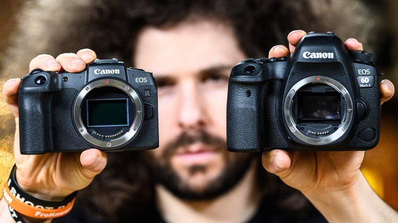 Canon Eos Rp Vs Canon 6d Mark Ii Which To Buy 6d Mark Ii Canon 6d Mark Ii Canon Eos Rp
