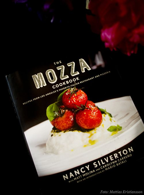 The Mozza Cookbook Book Review Cookbook Summer Reading Lists