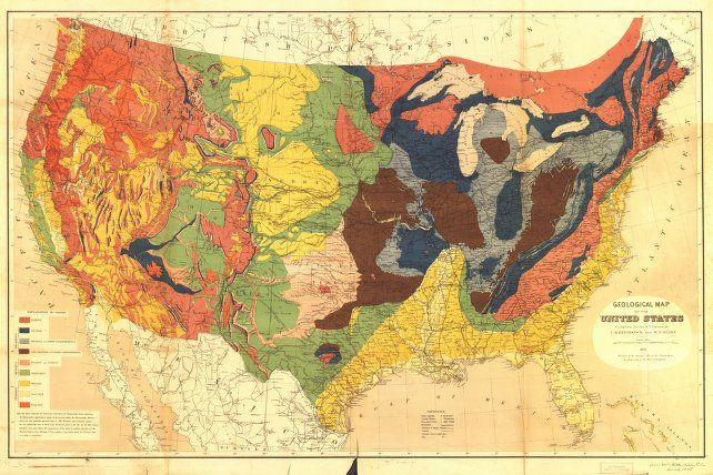 Mapping The Nation History Cartography In 19th Century America