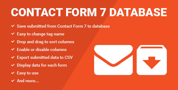 Contact Form  Database Is A Plugin For Wordpress Allows You Save