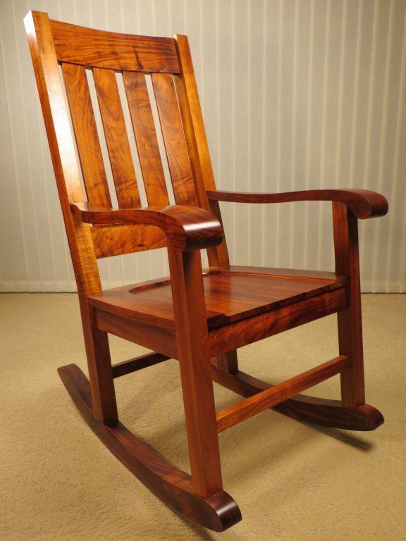 Wood Rocking Chairs For Sale Madera Carpinteria Living