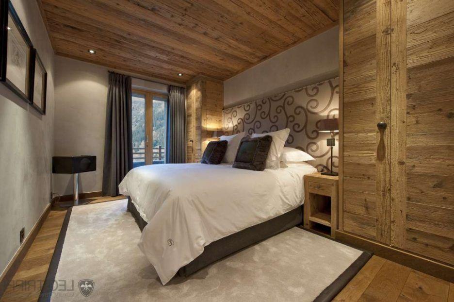 Fantastisch Innenarchitektur : Ehrfürchtiges Schlafzimmer Chalet Luxus Chalet 6  Schlafzimmer Badezimmer Wohnzimmer Schlafzimmer Chalet Innenarchitekturs