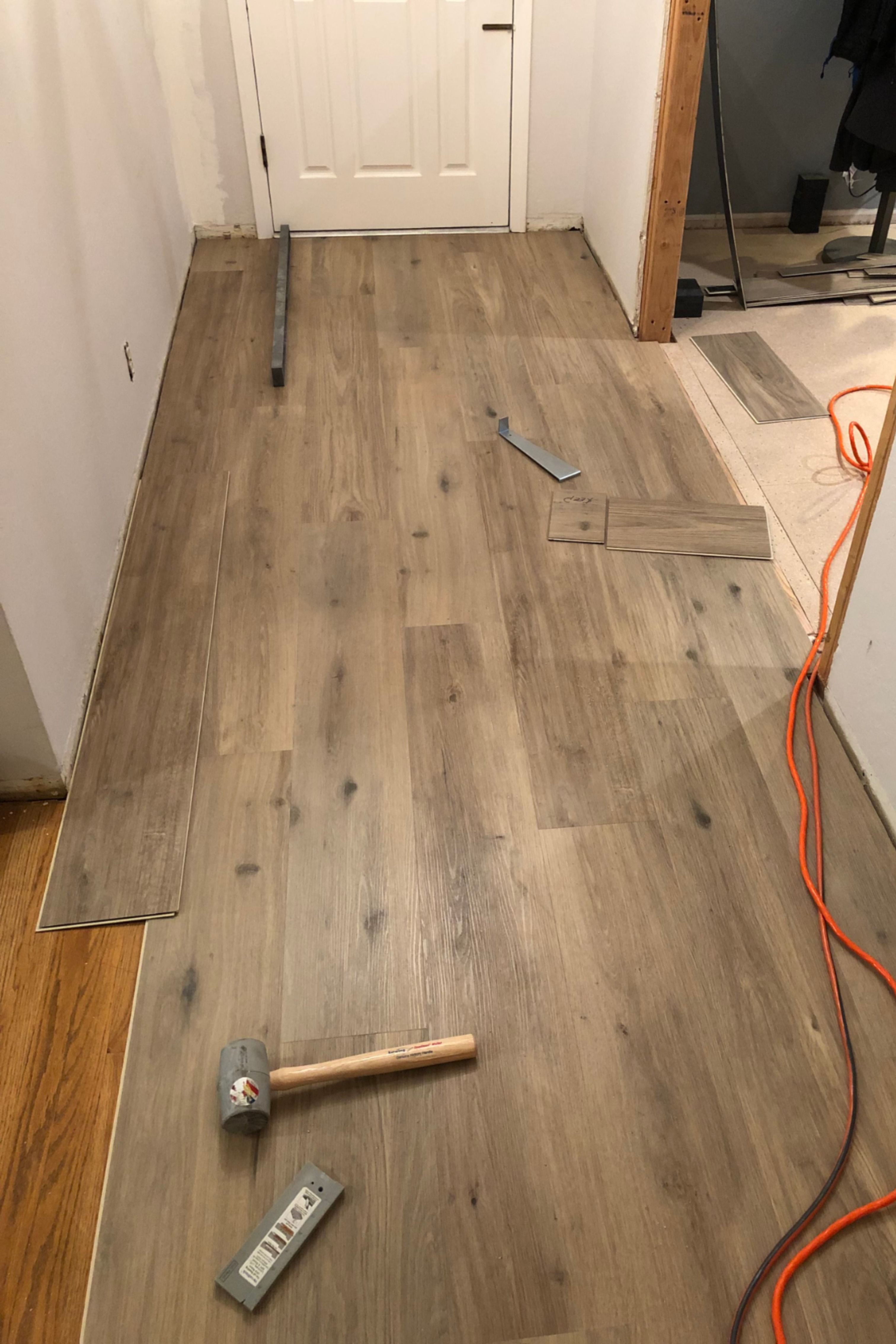 Easiest Install Diy Vinyl Plank Flooring In 2020 Flooring Installing Vinyl Plank Flooring Karndean Flooring