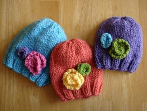 Free Baby Hats Knitting Patterns Plus Many More Inexpensive Baby