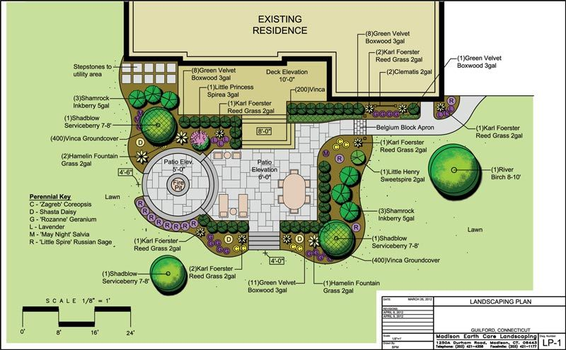Best ideas landscape architectural drawings pic 22 for Landscape plan drawing