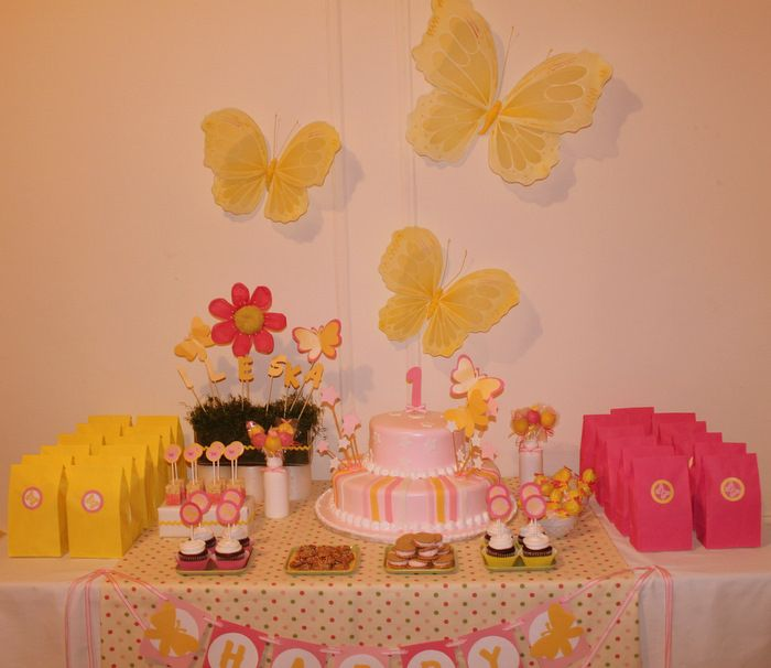 butterflies themed birthday party Google Search butterflies