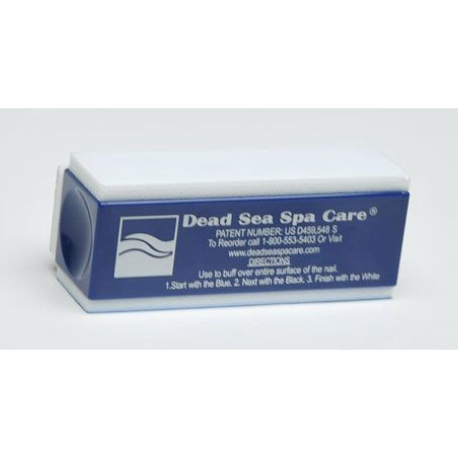 Dead Sea Spa Products: Professional, Patented Nail Buffer -- Brings ...