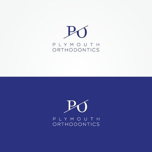 Recent Winners Simple Business Cards Orthodontics Modern Logo