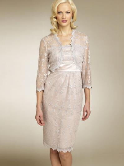 Short Wedding Dresses For Older