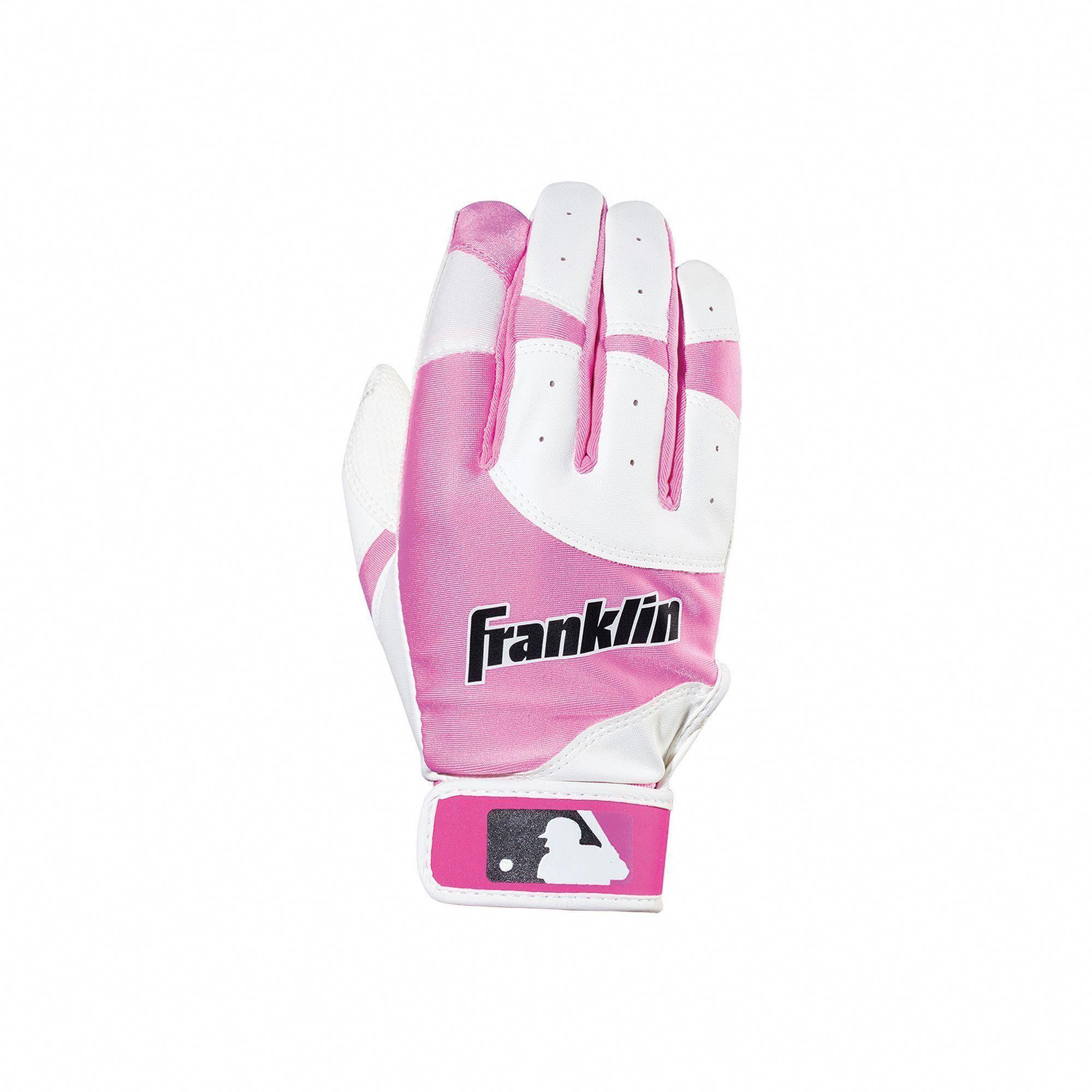 Franklin Youth Flex Batting Glove Multicolor Durable