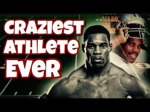Meet The Craziest Athlete In Nfl History Youtube Nfl