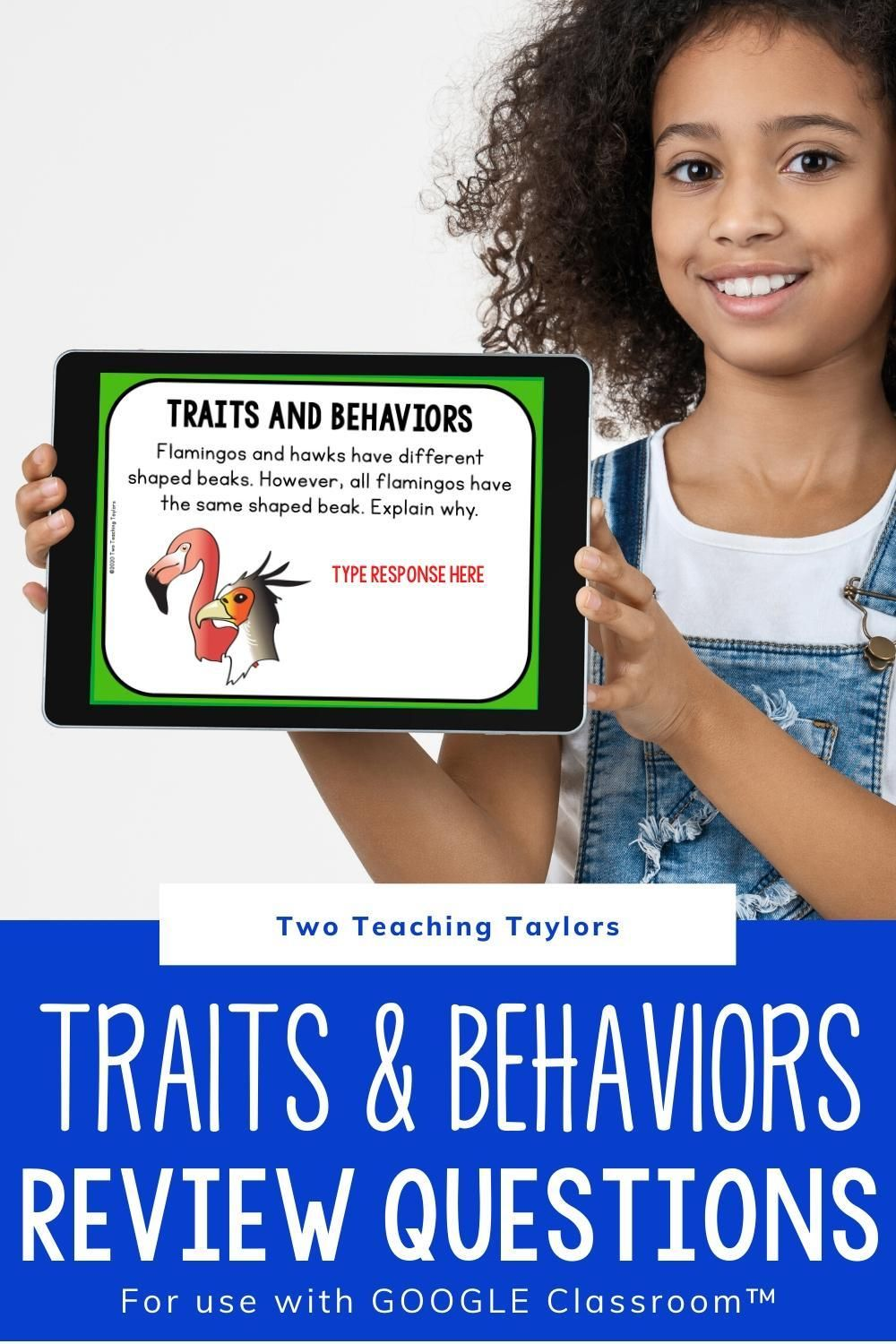 Inherited Traits And Learned Behaviors Review Questions Distance Learning In 2020 Learned Behaviors Distance Learning This Or That Questions