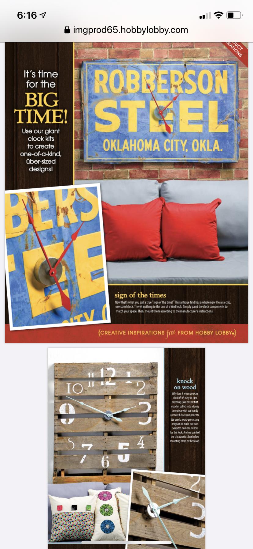No Sew Fleece Blanket Kits Hobby Lobby : fleece, blanket, hobby, lobby, Kyubi, Crasher, Clock,, Creative, Inspiration