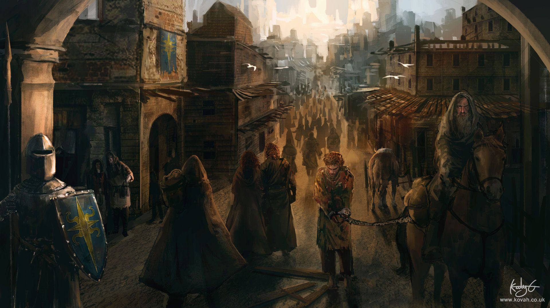 Oprya, et son marché aux esclave. B69988fc58d43a6e769a78e8528e7767