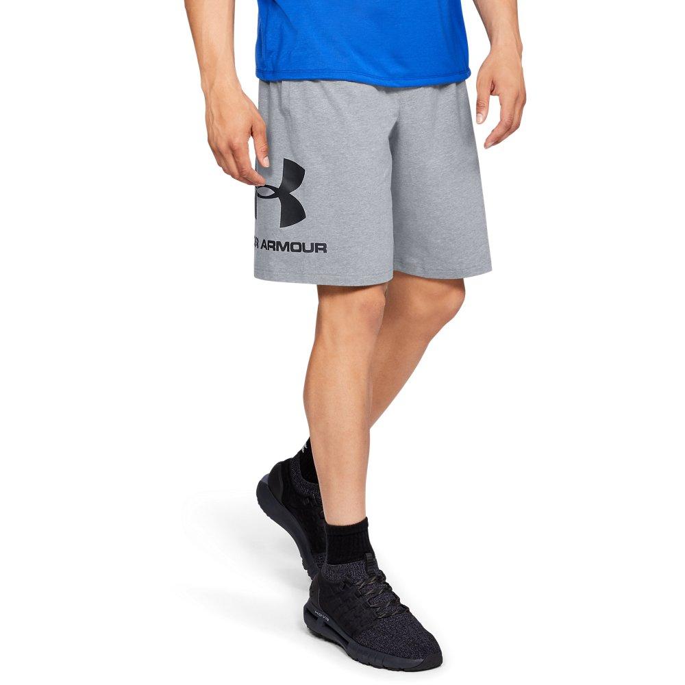 Photo of Shorts grafici UA Sportstyle in cotone da uomo | Under Armour US