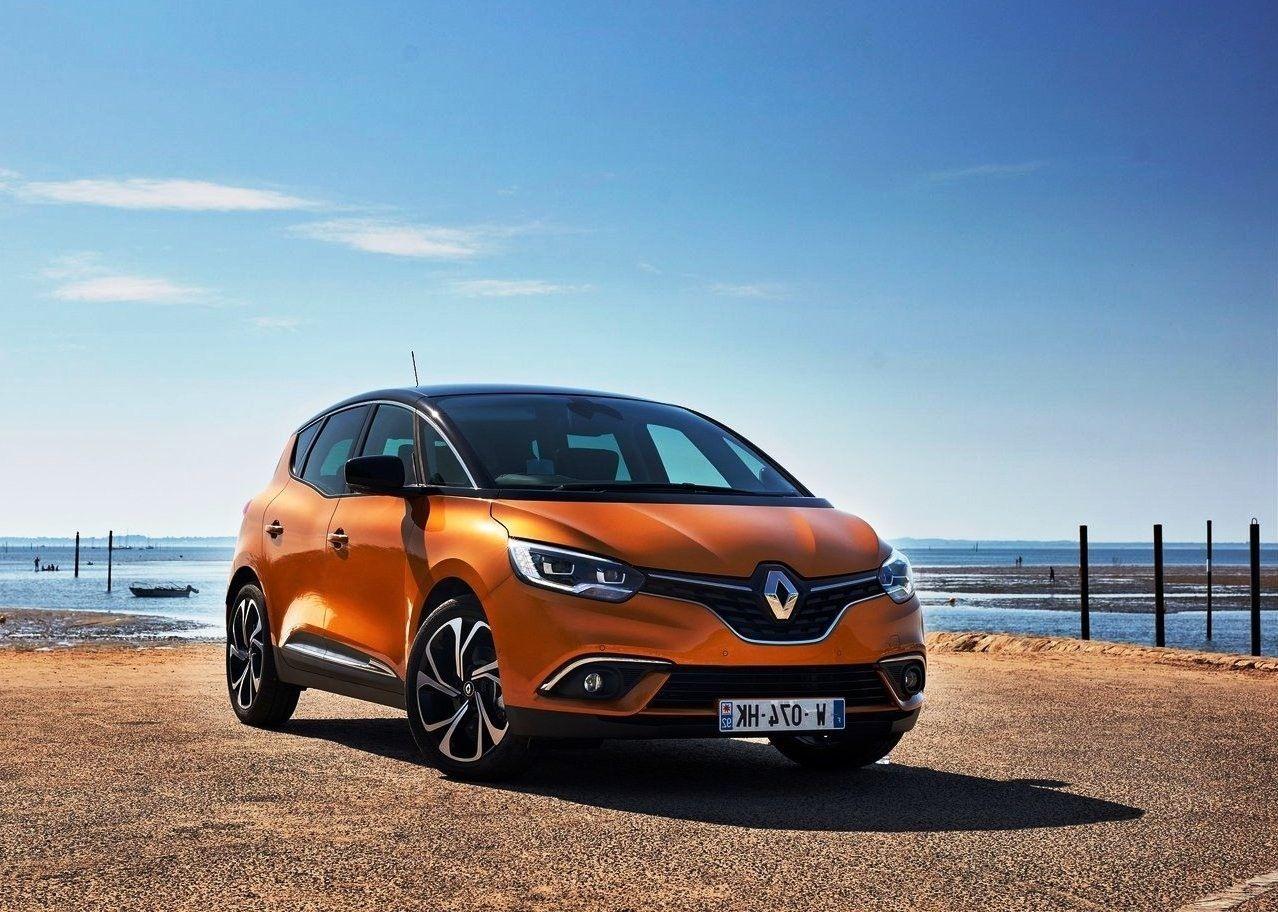 2020 Renault Megane SUV Engine
