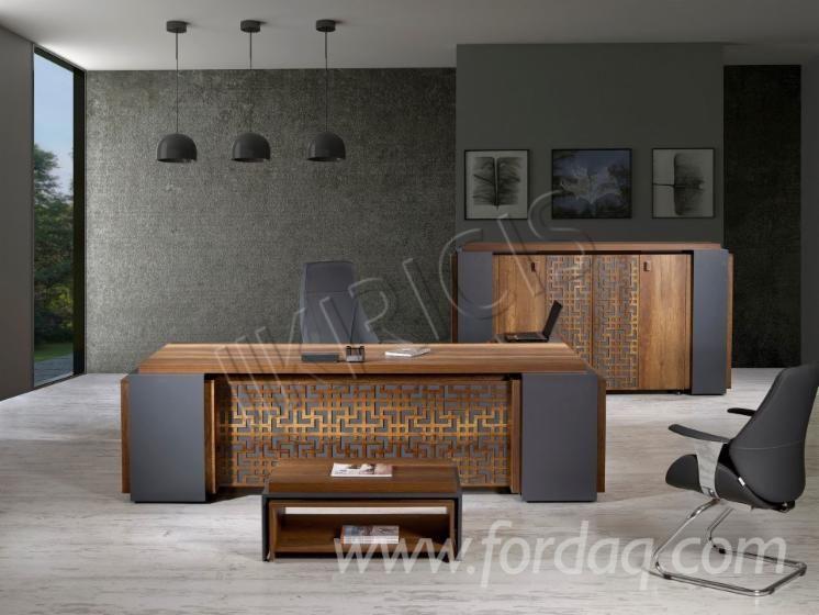 Vend Ensemble De Meubles Pour Bureau Design Modern Office Furniture Desk Office Table Design Office Desk Designs