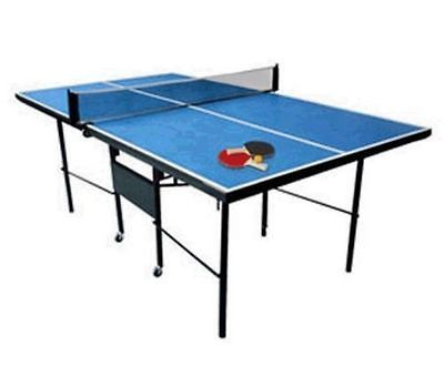 Table Tennis Table For Kids Childrens New Outdoor Play Games Ping Pong Fun Game Table Tennis Table Table Games