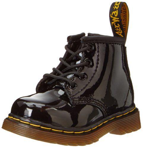 Dr. Martens Brooklee B 4 Eye Lace Boot (Infant),Black Patent,3 M UK/4 M US Infant Dr. Martens http://www.amazon.com/dp/B00DUFMP8W/ref=cm_sw_r_pi_dp_fRU.wb1WP74XF