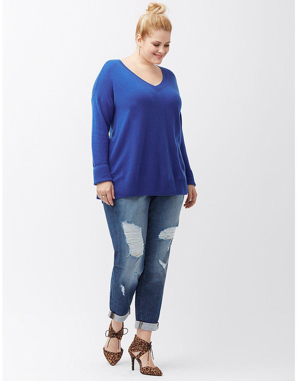 Plus size cashmere sweater | Blusa y   | Pinterest | Cashmere ...