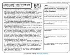 Printables Reading Worksheets For 6th Grade printables reading comprehension worksheets 6th grade 1000 images about on pinterest coyotes and student