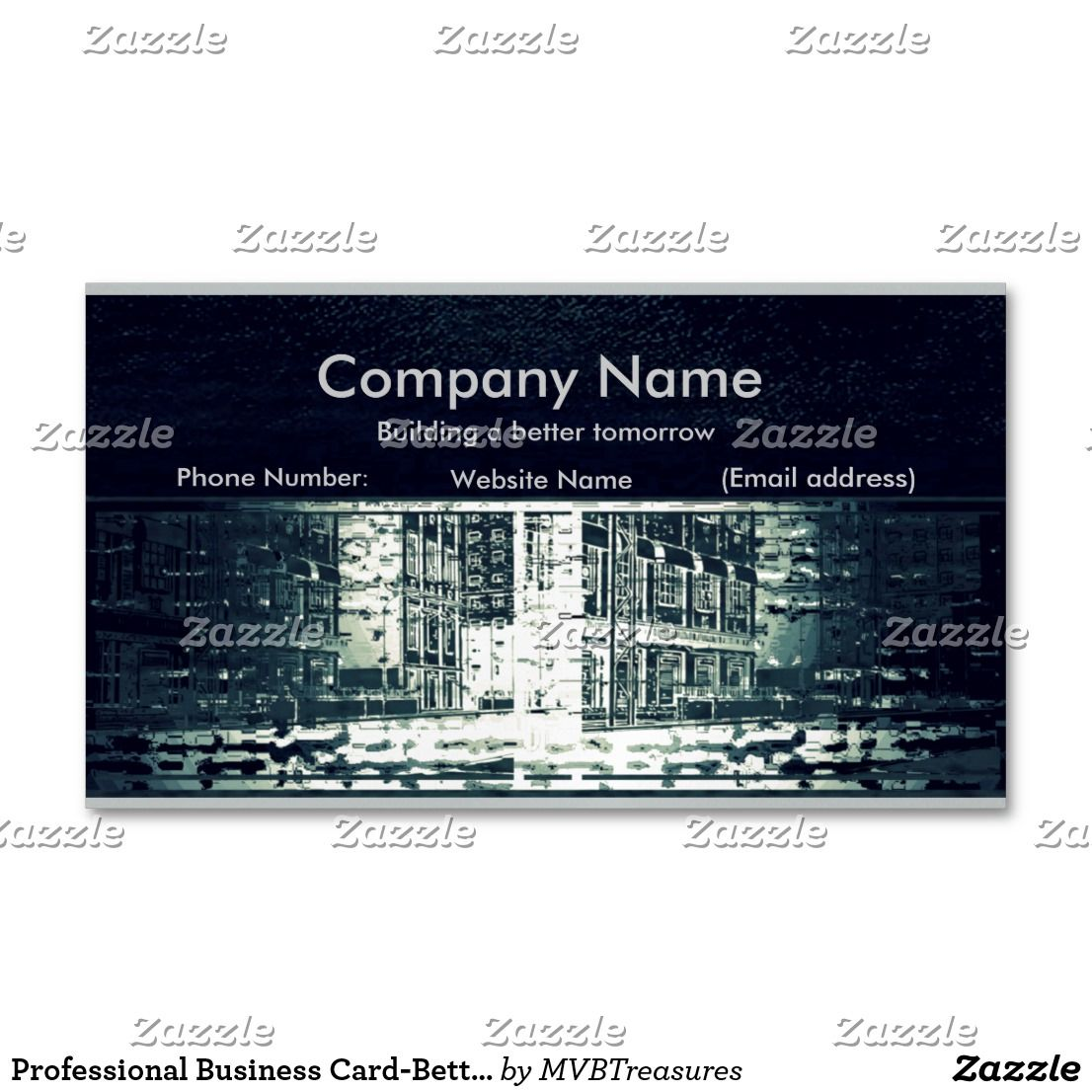 professional business card better tomorrow6 magnetic business card magnetic business cards business cards and business - Business Cards Tomorrow