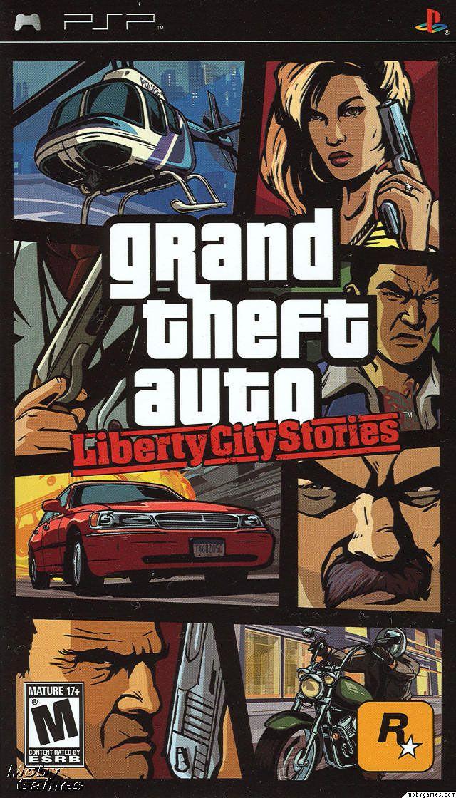 Grand Theft Auto Liberty City Stories Psp Iso Grand Theft Auto Artwork Grand Theft Auto Grand Theft Auto 3