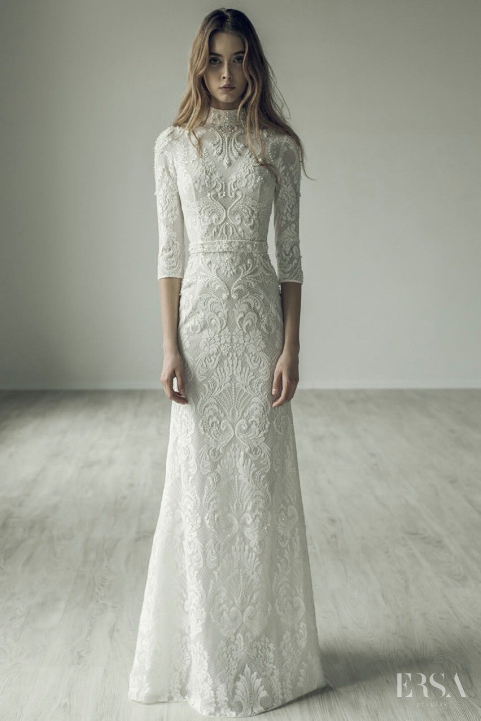 Ersa Atelier Wedding Collection Dress Rochii De Mireasa