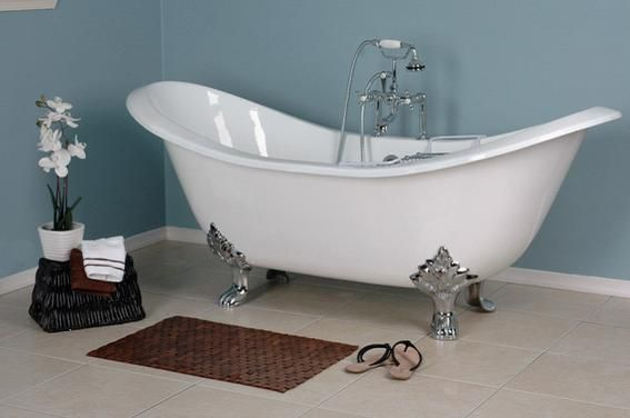 Antique Bathtub With Images Vintage Tub Free Standing Bath