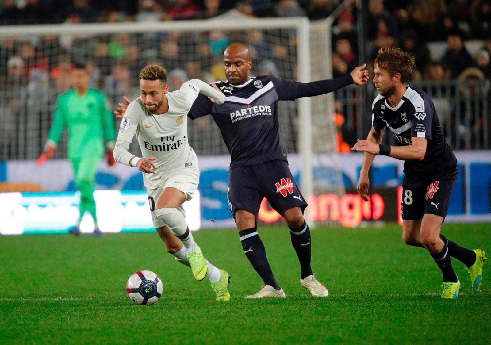 Bordeaux PSG
