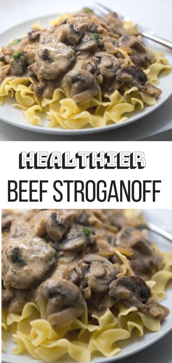 Favorite Beef Stroganoff images