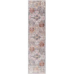 Photo of benuta Naturals Viskoseteppich Yuma Multicolor 70×300 cm – Vintage Teppich im Used-Lookbenuta.de